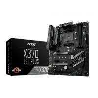 MSI X370 SLI Plus (AM4, AMD Promontory X370, DDR4, USB3.1, SATA3)