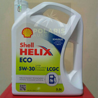 Shell Helix ECO 5W-30 (3.5L)