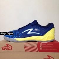 Harga Termurah Sepatu Futsal Specs Metasala Knight Galaxy Blue Yellow