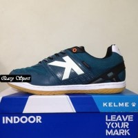 Harga Termurah Sepatu Futsal Kelme Intense Moss 55781-668 Original BNI