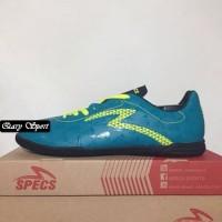 Harga Termurah Sepatu Futsal Specs Quark IN Tosca Solar Slime 400758 O