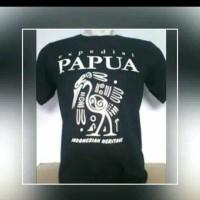 Tshirt-Baju-Kaos PAPUA Terlaris