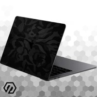 [EXACOAT] Macbook Air 11 Skins 3M Skin / Garskin - Black Camo