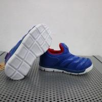 Sepatu Anak Nike Free Biru Tua Cuci Gudang