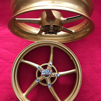 VELG RACING BOY MX King 215 + 300 gold