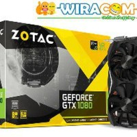 Zotac GeForce GTX 1080 8GB DDR5 Dual Fan - Zotac GTX1080 M CV90 C_Comp