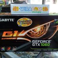 Gigabyte GeForce GTX 1060 6GB DDR5 G1 Gaming - GV-N1060G1 CV338 C_Com