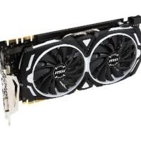 MSI GeForce GTX 1070 8GB DDR5 - Armor 8G OC CV63 C_Comp