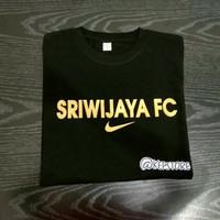 T744 Kaos Tshirt Baju Combed 30S Distro Sriwijaya FC Jersey Futsal