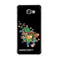 Casing Case Minecraft Samsung Galaxy J5 J7 Prime Pro Anti Crack