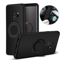 I-Zore Magnetic Ring Shockproof Case Samsung Galaxy S9