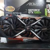 Gigabyte Geforce GTX 1080 Ti Aorus Xtreme Edition 11GB DDR5 352 BIT