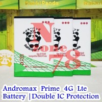 Baterai Andromax Prime 4G F17A1H H15449 Double IC Protection