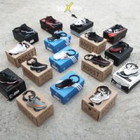 Solexchain - 3D Sneakers Keychain (Air Jordan, Yeezy Boost, NMD)