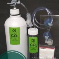 CO2 DIY AQUASCAPE 1 TABUNG PLASTIC