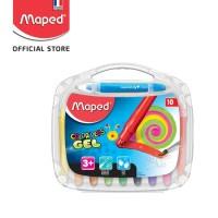 Maped Gel Crayon 10'