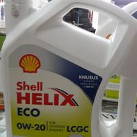 Oli Shell Helix ECO 0W-20 3,5L (asli)