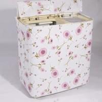 Sarung Cover mesin cuci untuk model 2 tabung