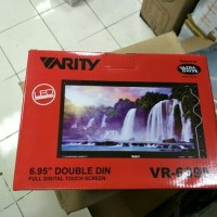 Audio tv double din double dyn varity mobil fortuner