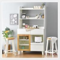 Sysy Kitchen Kabinet Set - Lemari Dapur - Rak Dapur - Kabinet Dapur
