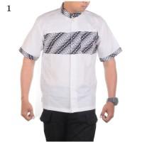 Kemeja Batik   Baju Kerja Pria   Seragam Batik - Primus