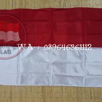 bendera merah putih | 1,2 m | bahan fillament | termurah | tahan lama