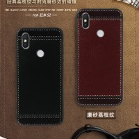 LEATHER CHROME SOFT CASE KULIT XIAOMI REDMI S2, S 2 CASING BACK COVER
