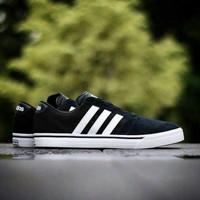 Sepatu Adidas Super Skate Black List White Original - Sneakers Shoes