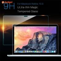Anti Gores Tempered Glass MACBOOK 11 12 13 15 AIR RETINA PRO
