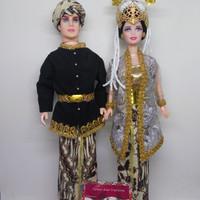 Barbie baju adat Jawa Barat