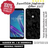 Garskin Skin Asus Zenfone Max Pro M1 black camo edition