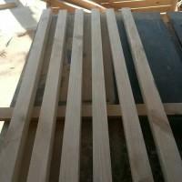 Kaso asli jati belanda/kaso,/kayu balok dll.120x4x4cm