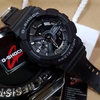 Casio G Shock GA-110 CW/ GA110 black ori bm
