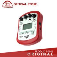 Nux Cherub Pedal Effect Gitar PG-2 Portable Multi-Effects