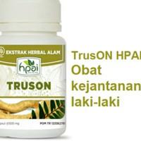 Truson HPAI Obat Herbal meningkatkan vitalitas dan kejantanan pria
