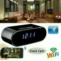 Spy Camera Wifi Desk Clock HD / Kamera Pengintai Jam Meja Z10