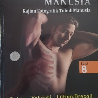 [ORIGINAL] Atlas Anatomi Manusia edisi 8 - Rohen Yokochi