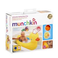 Munchkin Duck Tub Bak Mandi Bayi kolam anak kolam mandi bayi
