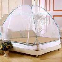 Kelambu Tempat Tidur atau Tenda 180 x 200 cm kawat baja