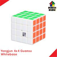 Rubik 4x4 Yongjun Guansu Whitebase / Rubik Murah