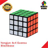 Rubik 4x4 Yongjun Guansu Blackbase / Rubik 4x4 murah - Rubik Speed