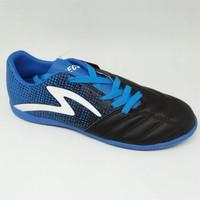 Sepatu Futsal SPECS EQUINOX IN BLACK TULIP BLUE DIJAMIN ORIGINAL