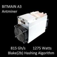 antminer a3 + psu bitman