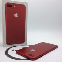 Iphone 7 plus 32gb red second mulus fullset