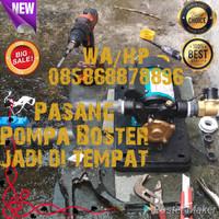Spesialis Pasang Pompa Booster Untuk Water heater Semarang ungaran