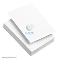 Kertas Art Paper Carton Karton A4 120 Gsm Gram Putih Glossy