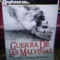 EDISI KOLEKSI ANGKASA GUERRA DE LAS MALVINAS