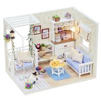 Koleksi Mainan Miniatur Rumah Boneka Ruang Santai