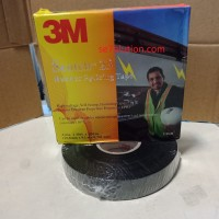 3M Isolasi Listrik Scotch 23 Rubber Splicing Tape