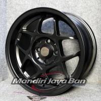Velg Mobil SSW HRE Ring 15x7-8 pcd 4x100 Pelek Ban Racing brio vios da